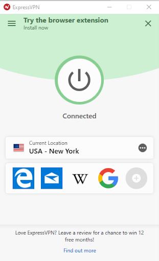 ExpressVPN-UI
