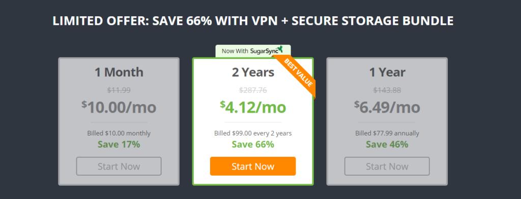 IPVanish-Price