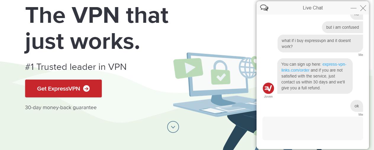 ExpressVPN-customer-support-live-chat