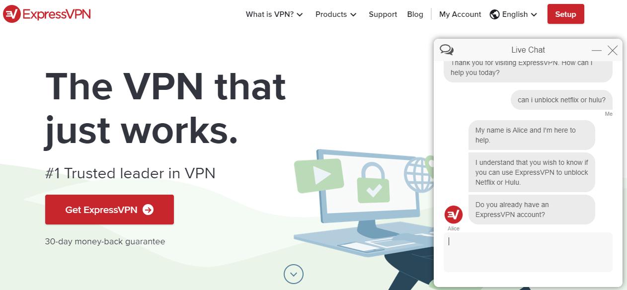ExpressVPN-customer-support