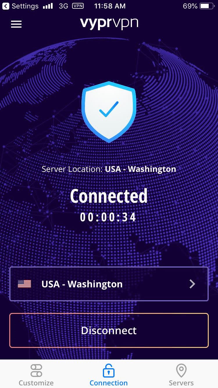 VyprVPN-app-Interface